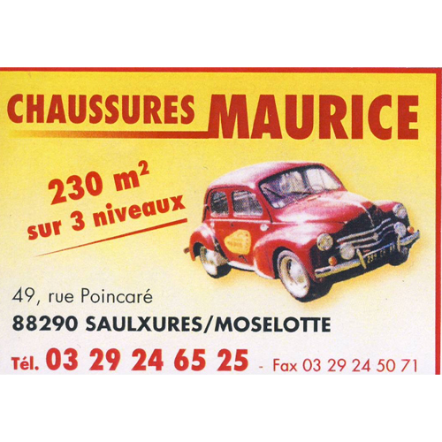Chaussures Maurice