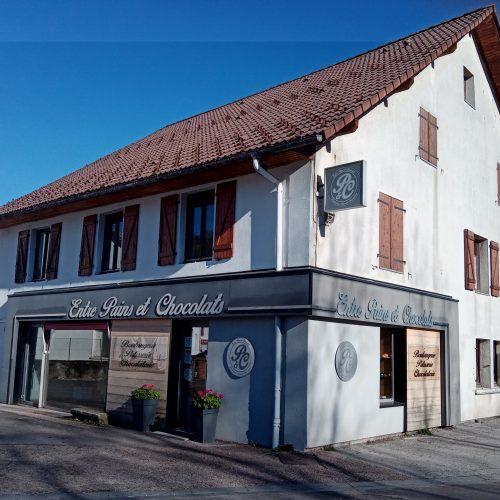 """Boulangerie """"Entre pains et chocolats"""""""