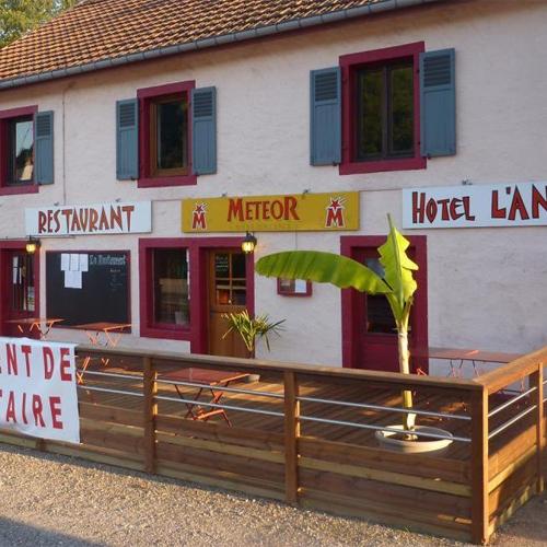 "Bar Hôtel Restaurant ""L'Angelus"""