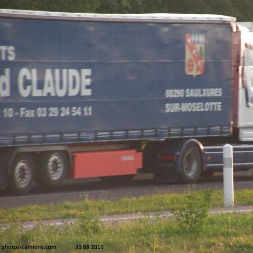 Transport Bernard Claude