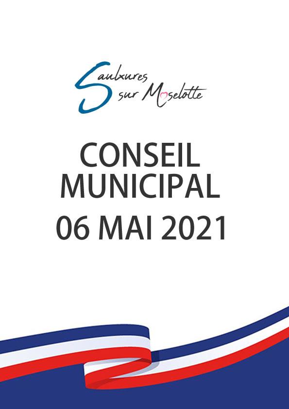 Conseil Municipal du 06 mai2021