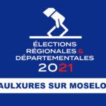 Modification du lieu des Bureaux de Vote