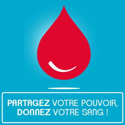 Don de Sang le 8 octobre