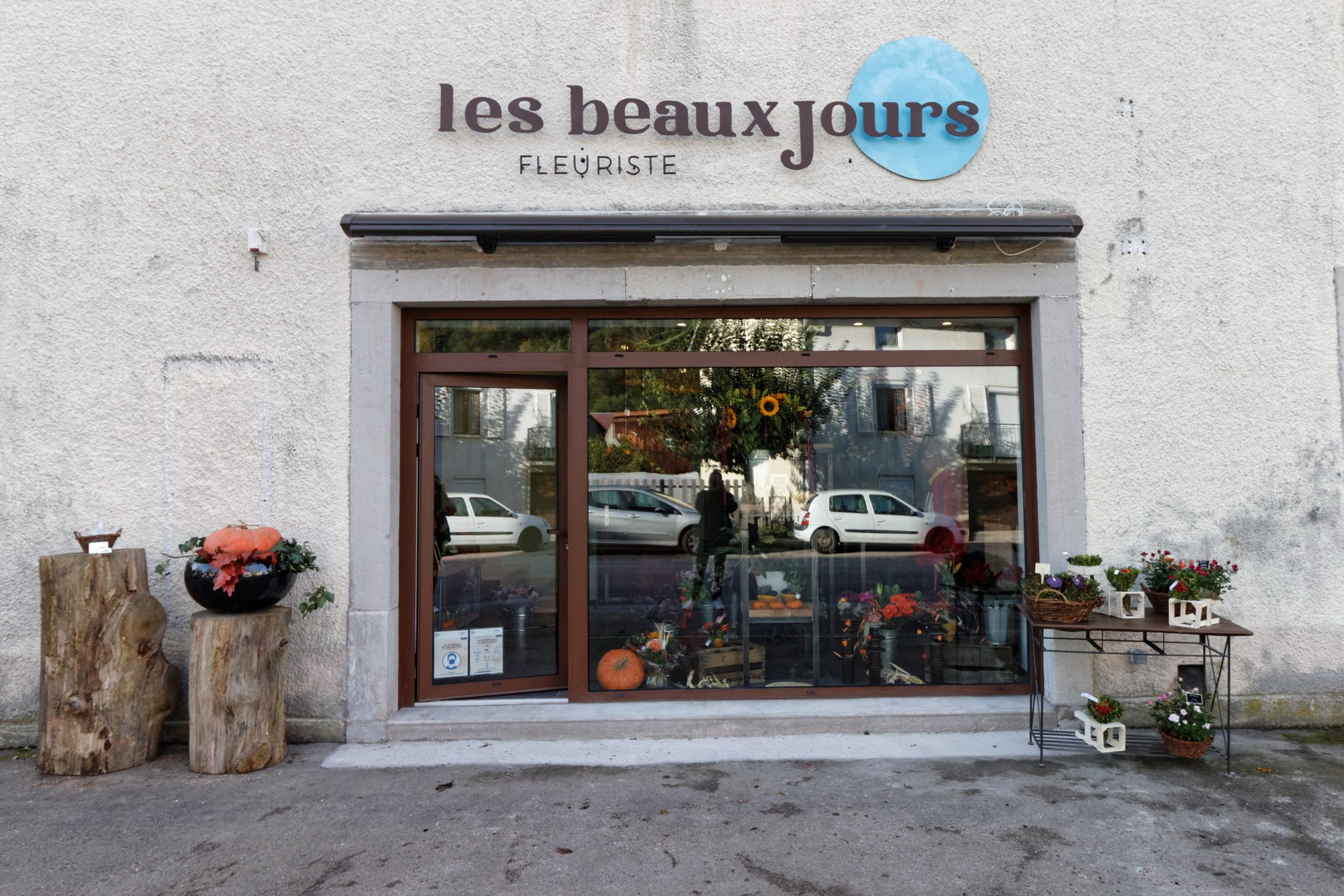 """Le magasin de Fleurs """"Les Beaux Jours"""" ouvre ses portes"""